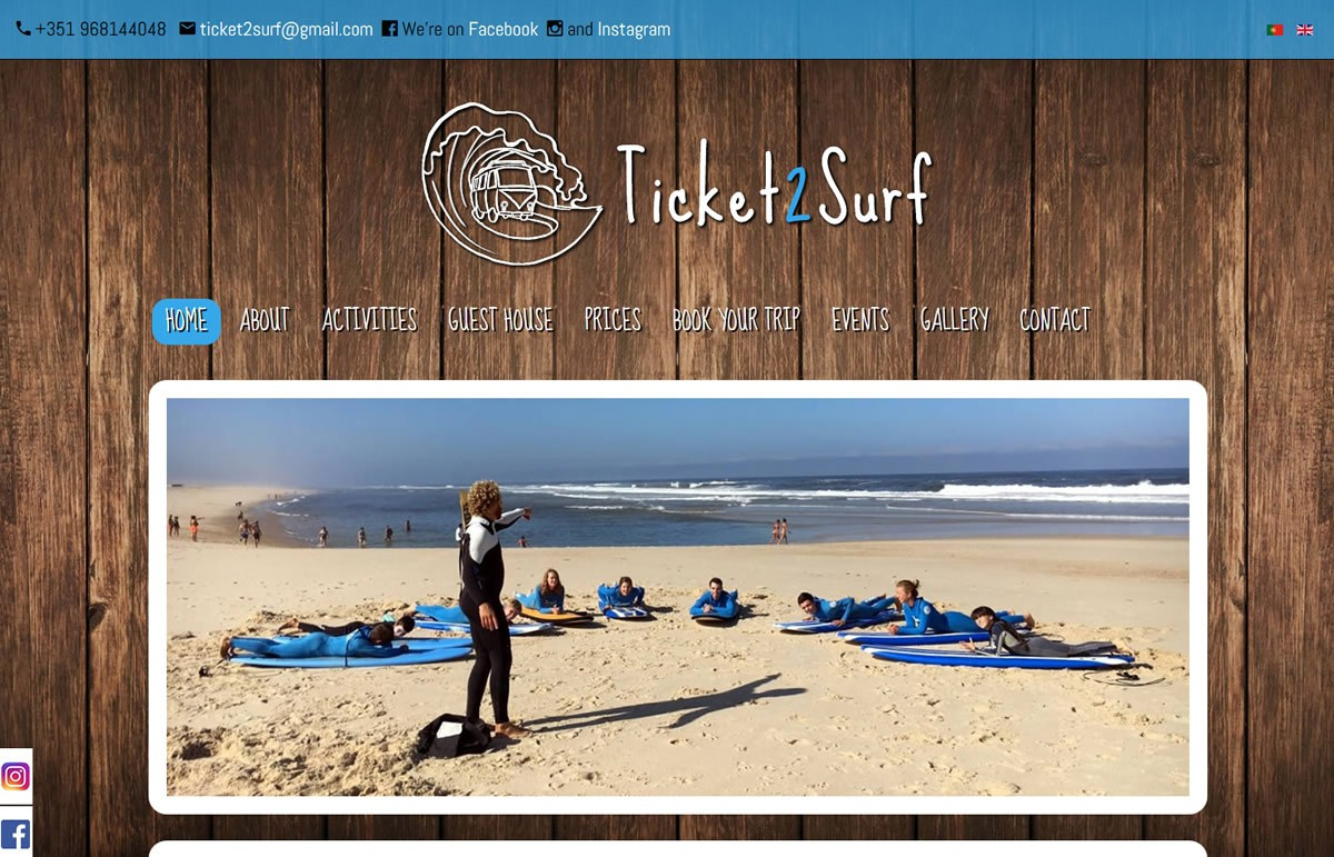 2018 | Ticket 2 Surf V2
