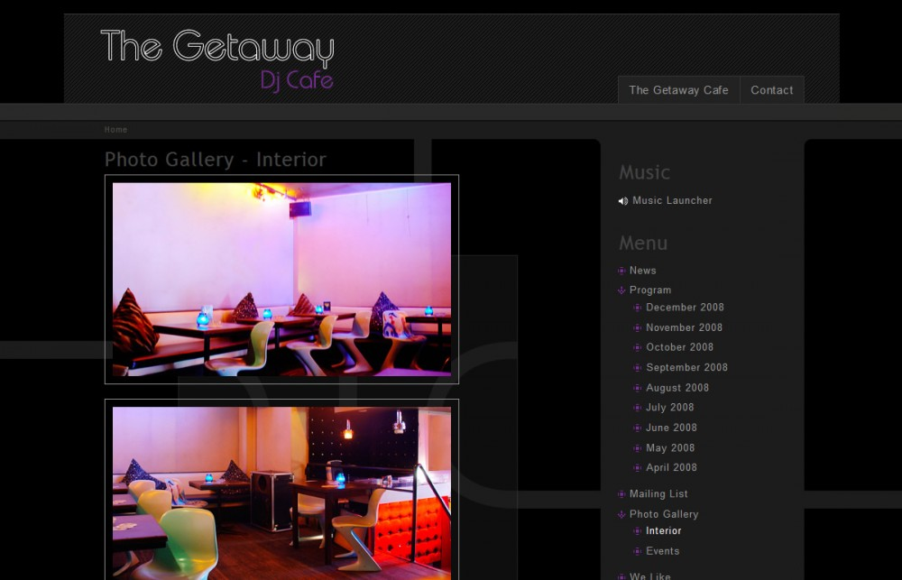 The Getaway Cafe